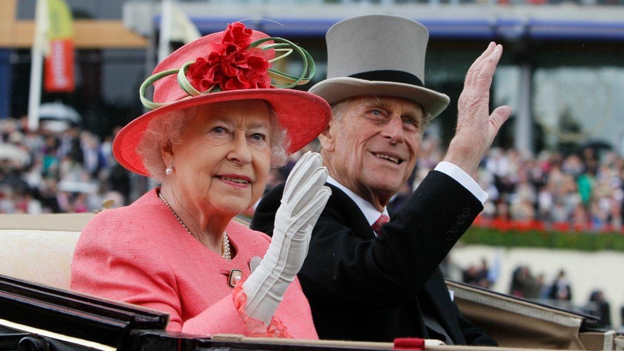 Reina Isabel II rompe el silencio y habla por primera vez del príncipe Felipe desde su muerte