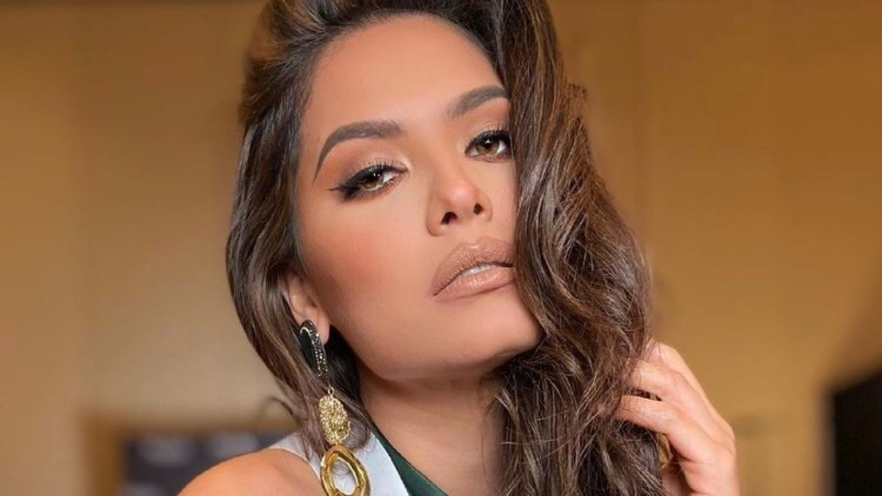 Andrea Meza: Miss Universo se tranforma en Kim Kardashian con espectacular vestido de cuero