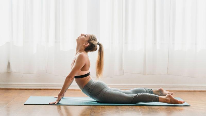 Ejercicios: 5 posturas de yoga para combatir y aliviar la ansiedad