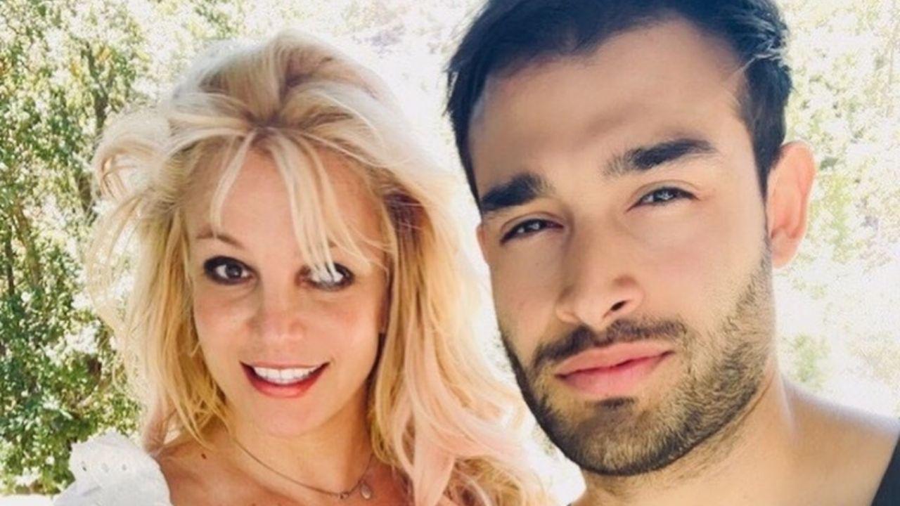 Britney Spears y su prometido Sam Asghari presentan a su nuevo 'bebé'